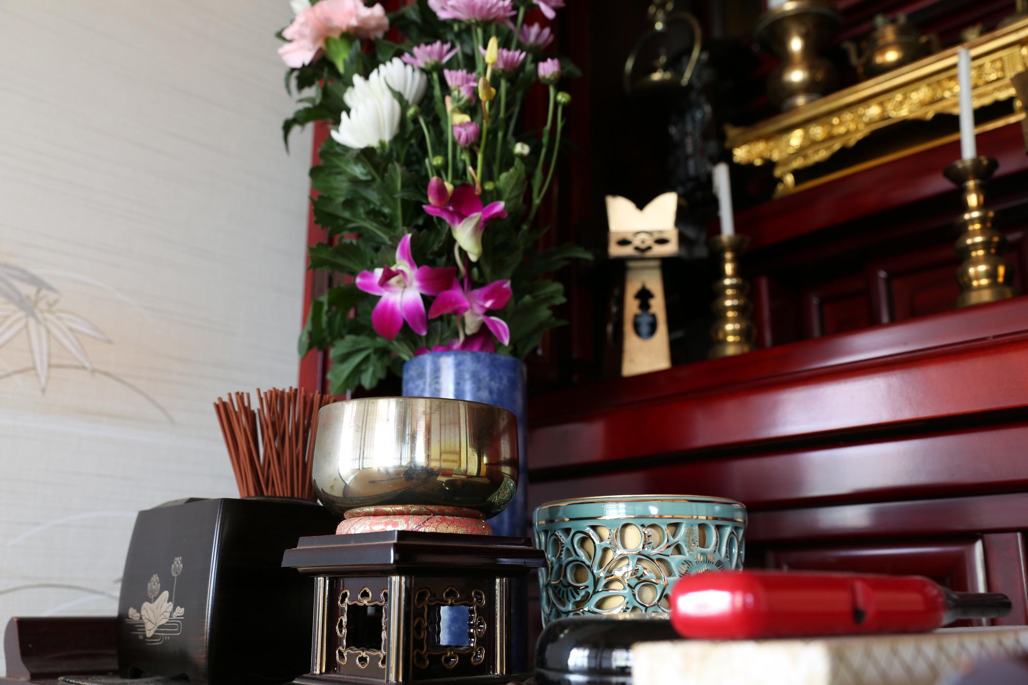遺品整理で仏壇はどうする?