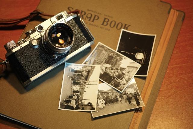 写真の整理