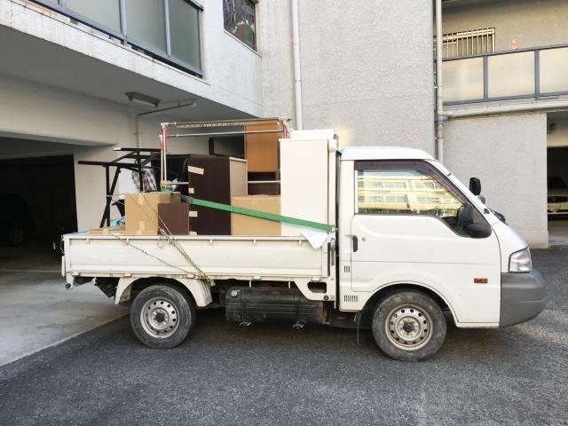 家具 トラック