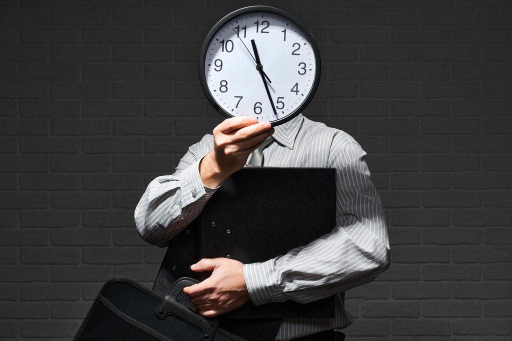 時間を表す人
